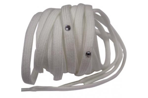 Cordones con strass