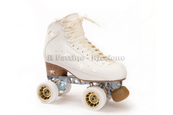 Risport Dance Elite + Roll-Line Dance + Ruedas Ice