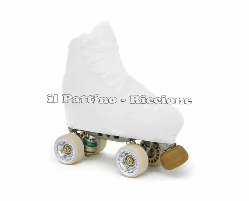 Cubre patines color blanco