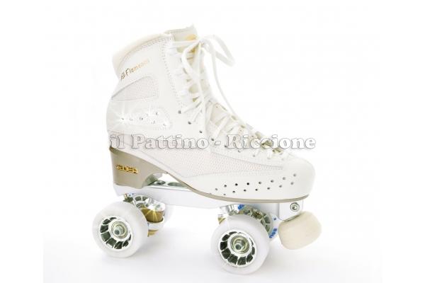 Edea Flamenco + Roll-line Mariner Cup + Ruedas Ice