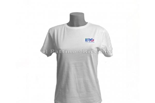 Camiseta de manga corta IRG Italian Roller Games – Mujer